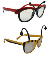 Free Shipping  Bug Glasses Bumble Bee Lady Bug  Party Sunglasses