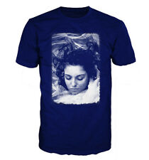 LAURA PALMER Dead T-shirt. Inspired by the cult TV series Twin Peaks