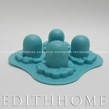 Marine Life Silicone Ice Jelly Chocolate Soap Mold - Free Shipping