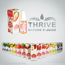 THRIVE - Flavoured E-Juice/ E-liquid Refills For E-Shisha Pens (Electric Shisha)