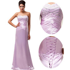 CHEAP Sexy Mermaid Wedding Prom Ball Gown Evening Party Bridesmaid Celeb Dress