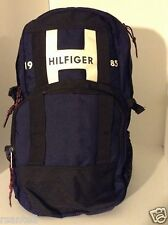 New Tommy Hilfiger Raider Backpack Laptop Travel School Luggage Bag Red or Blue