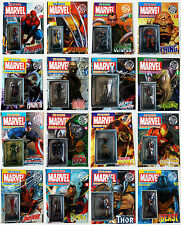 Eaglemoss - The Classic Marvel Figurine Collection - Choice of Issues 1 - 16
