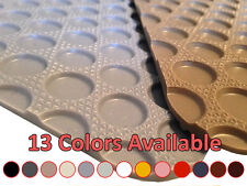 1st & 2nd Row Rubber Floor Mat for Hyundai Equus #R7112 *13 Colors