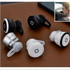 Mini Smallest Wireless Bluetooth Headset Earphone Headphone For iPhone 6 Apple