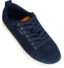 BNWT Jack & Jones Mens Sneakers Visual Mesh Casual Trainer Blue