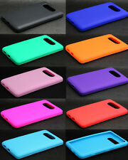 New Rubber Soft Silicone Skin Case Cover For Nokia lumia 820