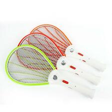Hot Rechargeable LED Flashlight Mosquito Bug Zapper Electric Fly Swatter Killer