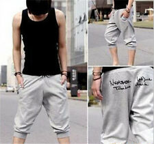 New Hot Fashion Mens Sports Rope Gym Jogging Leisure Shorts Sweat Pants 4 Colors