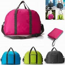 Big Capacity Portable Foldable Water Resistant Gym Sport Travel Bag Duffel Bag