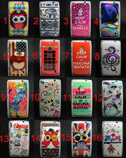 Owl Elephant Crown Variety Tpu Gel Soft Skin Case Cover For Nokia Lumia 520