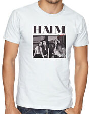 Haim Music Band Sisters Alana Danielle Este Dash Pop Men Women Unisex T-shirt