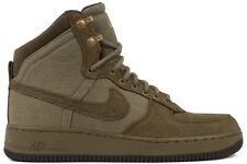 Nike Air Force 1 Hi DCN Military BT 525316 200 Mens Raw Umber Basketball Shoes