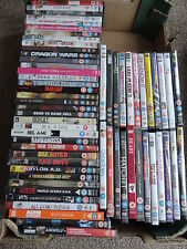Individually Sold Fully Sealed DVDs 2
