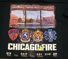 Chicago Fire Show T-Shirts  Engine 51, Truck 81, Squad 3, Ambo 61 Exclusive Gear