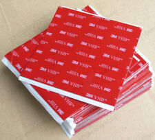 10x10cm 3M VHB 5608a Acrylic Foam Double Sided Tape Strong Adhesive Sheets