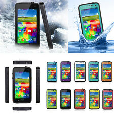 Durable Waterproof Shockproof Dirt-Proof Case Cover for Samsung Galaxy S5 G900