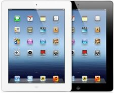 Apple iPad 4 WiFi & 4G LTE GSM (Unlocked) Excellent Condition (A) Clean #'s