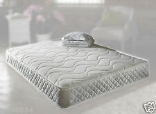 Single3ft Small Double 4ft 6in King 5ft Memory Foam Quilted Coil Mattress