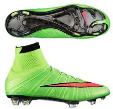 Nike Mercurial Superfly CR7 FG Men's Soccer Shoes Football Boot Electric Green