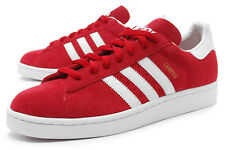 Adidas G63328 Campus II Mens Trainers Shoe Red/White B-Grade