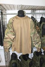 Combat Shirt-Multicam with internal elbow pads / Paintball Shirt