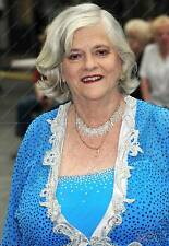 Anne Widdecombe : Former politician, TV Celebrity. photograph, poster, exclusive