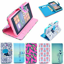 Best Selection Protector Flip Leather Stand Case Cover Fit for Nokia Lumia N520
