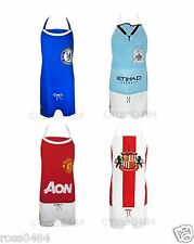 Football Apron Kit Chef's Cooking Kitchen BBQ Summer Party Christmas Fathers Day