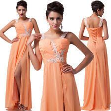 Sexy Lady Long Prom Wedding Party Bridesmaid Ball Gown Evening Cocktail Dress