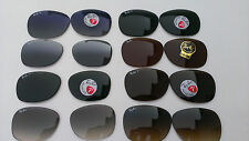 Rayban RB 2132 New Wayfarer Replacement Lenses 52mm & 55mm 100% Authentic!!