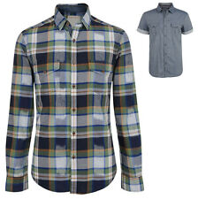 S SIZE ONLY - New Small ESPRIT Men's Short & Long Sleeve Shirts - Limited Offer