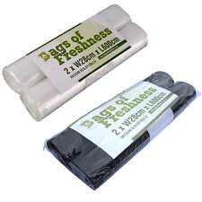 Vacuum Food Sealer Rolls for Andrew James JML etc - Black or Clear - from £5.95