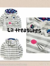 ♥**NEXT** MOUSE detail Hooded Jumper.AGE 2/3/4/5 YEARS♥**BNWT**♥