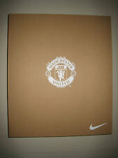 2010-11 Nike Manchester United Home Short-sleeve Authentic Box Set Player Shirt