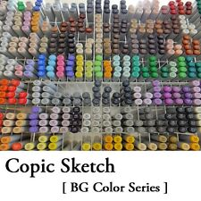 NEW Too Copic Sketch Marker Pen [ BG Color Series ] Free Shipping Japan F/S draw
