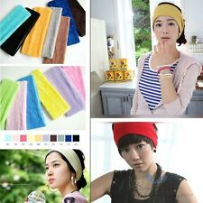Graceful Women Girls Stretchy Headband Hair Band Head Wrap Hair Accessories Nice