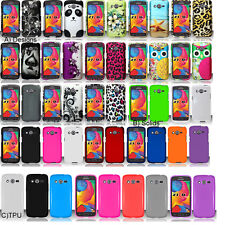 For Samsung Galaxy Avant SM-G386T (T-Mobile) Phone New Deisigns/Solids/TPU Cases