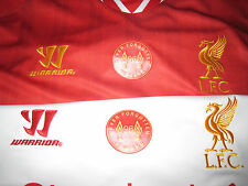 Liverpool WARRIOR 2014 'Celebration of the 96' game Short-sleeve Replica Shirt