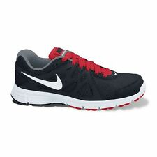 Nike REVOLUTION 2 4E Mens Black White Athletic Sport Running Shoes WIDE