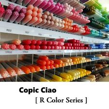 NEW Too Copic Ciao Markers Pen [ R Color Series ] Free Shipping Japan f/s draw