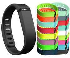 New Fitbit FLEX Tracker Wireless Activity Step; Sleep Wristband Pedometer BLACK