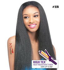 Outre Quick Weave Synthetic Half Wig - Annie