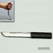 AWMA® RUBBER KNIFE 9 1/2 in. - martial arts krav maga self defense taekwondo