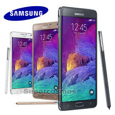 "SAMSUNG GALAXY NOTE 4 SM-N910 UNLOCKED 32GB PHONE 5.7"" QHD/Exynos OCTA-CORE/16MP"
