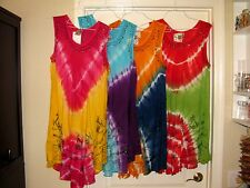 India Boutique Womens Umbrella Dress Swimsuit Cover Up Free Size Large / XL NWT