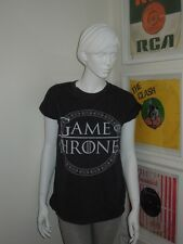 Official Ladies T Shirt GAME OF THRONES ( HBO ) / PRIMARK Tees IN STOCK