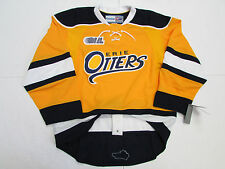 ERIE OTTERS AUTHENTIC THIRD ALTERNATE OHL REEBOK EDGE 2.0 7287 HOCKEY JERSEY