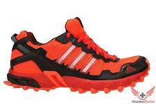 New 2014 Mens Adidas Thrasher 1.1 Running Shoes Sole Red/Scarlet Red All Sizes
