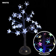 40cm 24 LED Blossom Trees Indoor Battery Operated Christmas Xmas Lights